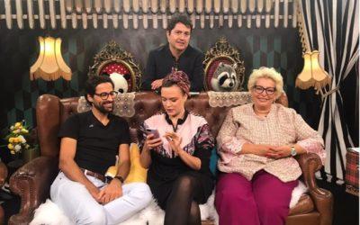 "Entrevista ao programa ""É A Vida Alvim"", do Canal Q"