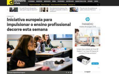 Iniciativa europeia para impulsionar o ensino profissional decorre esta semana