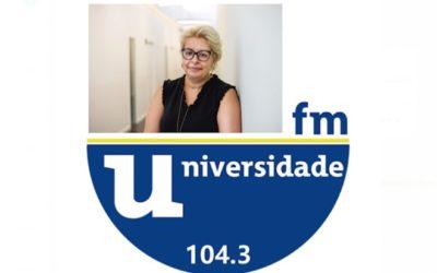 Entrevista à Universidade FM