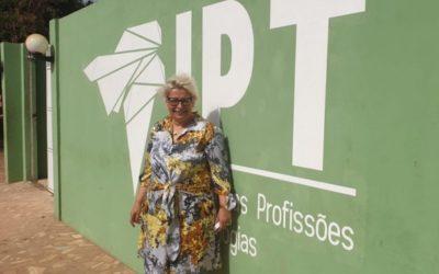 Formação do Professor Xavier Aragay e da Sua Equipa no IPT – Instituto das Profissões e Tecnologias