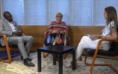 Entrevista ao Programa Rumos da RTP África