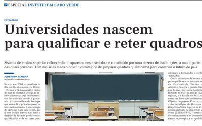 Jornal Económico – Especial Investir em Cabo Verde