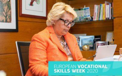 Semana Europeia da Formação Profissional: empregos para o futuro graças ao EFP